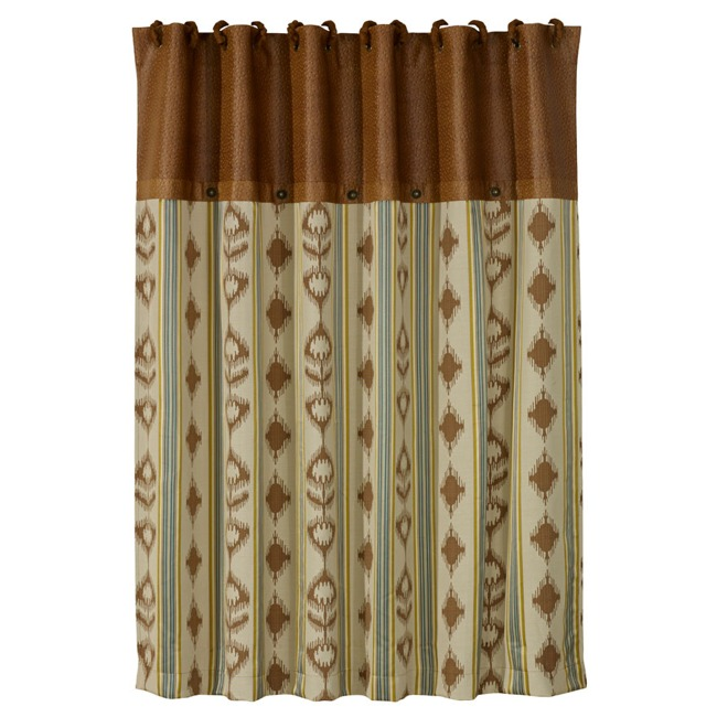 Alamosa Western Shower Curtain