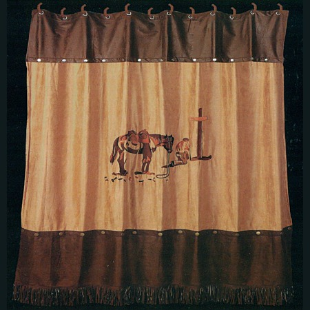 Western Cross Shower Curtain 28 Images Embroidered Cross Shower Curtain Set Tooled Cross