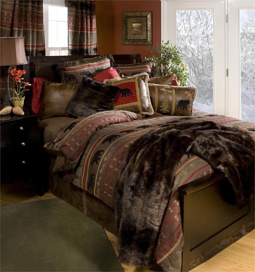 Bear Country Bedding Set
