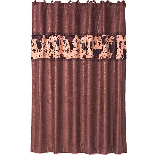 Caldwell Ranch Western Shower Curtain