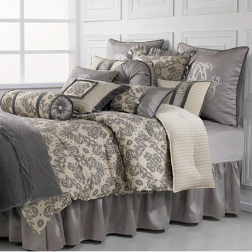 Kerrington Comforter Set Super King