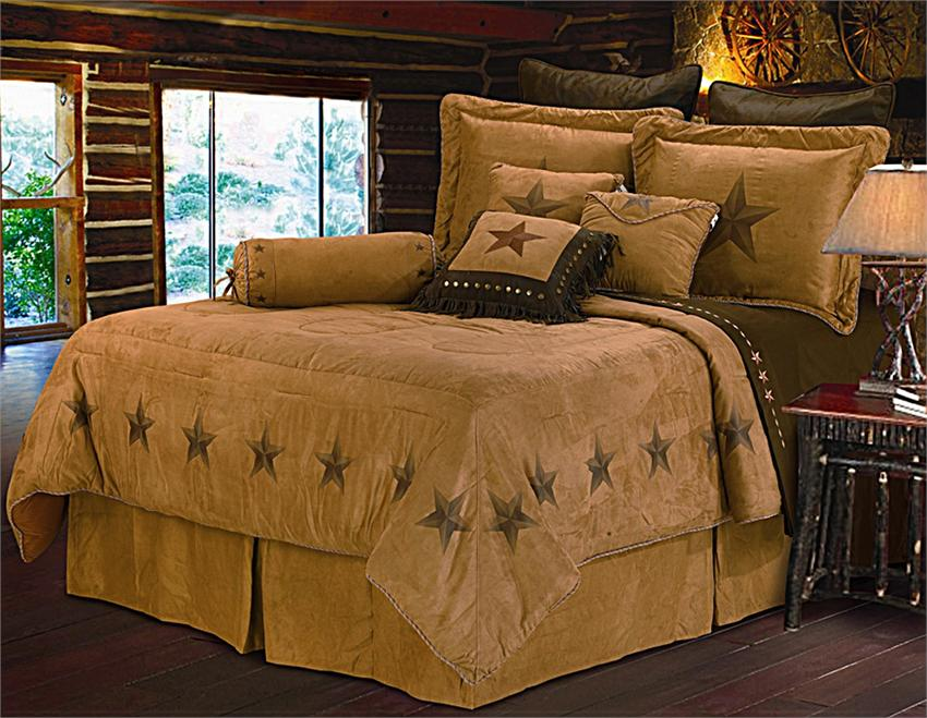star luxury western bedding comforter set