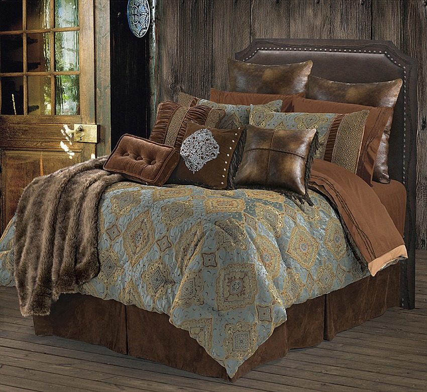 Bianca Ii Western Decor Comforter Set