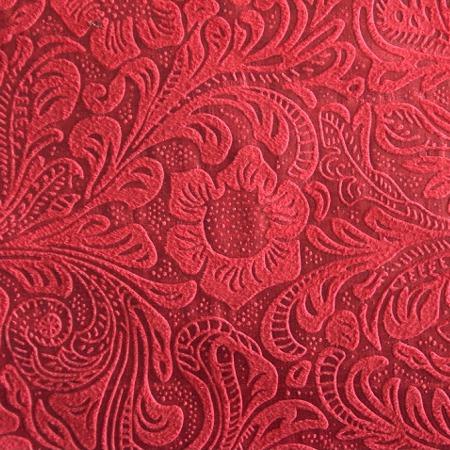 Cheyenne Throw Blanket Red