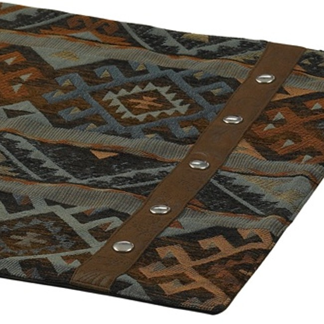 Del Rio Western Style Table Linen Table Runner 1