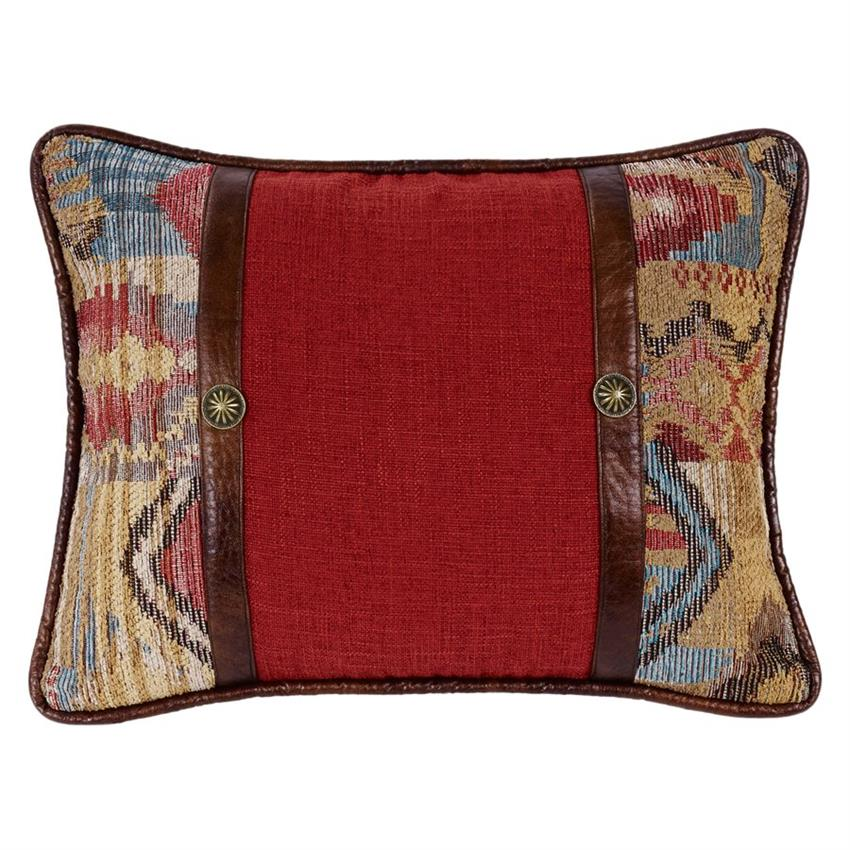 Southwestern Pillows And Throws : Ruidoso Southwestern Oblong Pillow