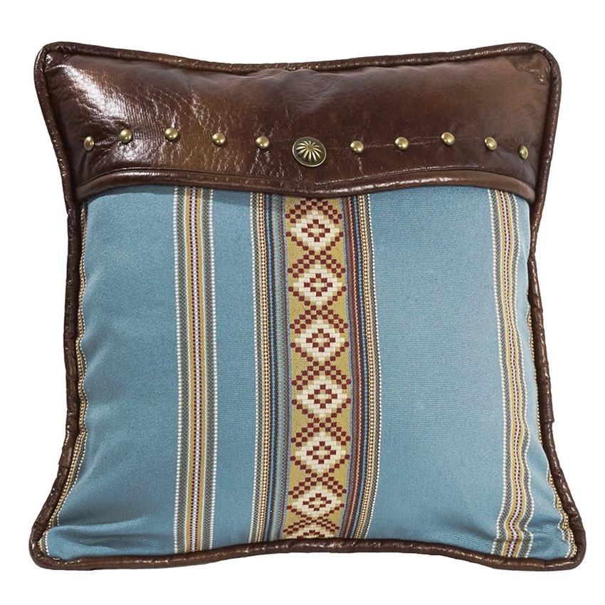 Ruidoso Southwestern Oblong Pillow
