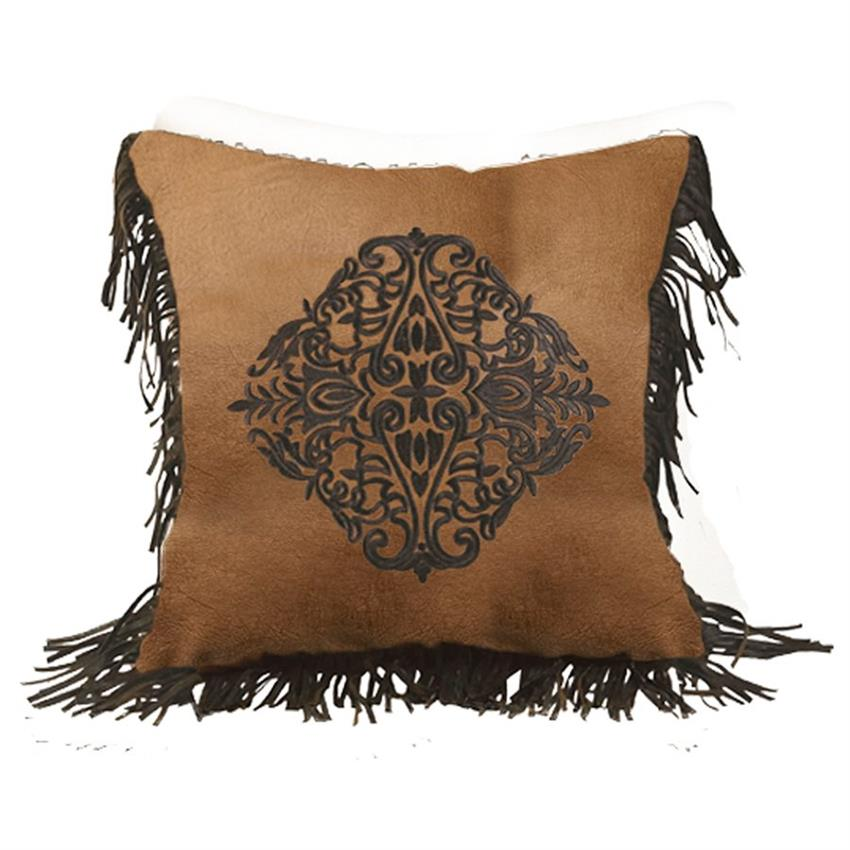 Peachy Las Cruces Ii Embroidered Design Throw Pillow Andrewgaddart Wooden Chair Designs For Living Room Andrewgaddartcom