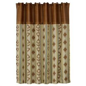 Alamosa Western Southwestern Shower Curtain