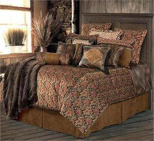 Image of Austin Western Bedding Set HiEnd Accents