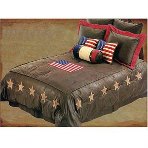 US Flag Bedding Set