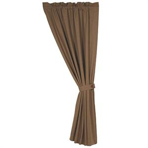 Briarcliff Bedding Collection Rustic Curtain (1) Panel