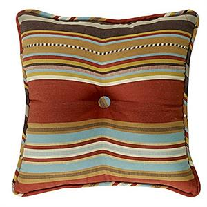 Calhoun Western Bedding Stripe Pillow