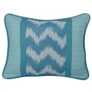 Catalina Bedding Chevron Stripe Pillow
