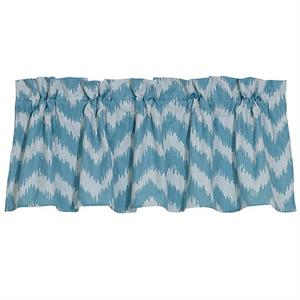 Catalina Bedding Collection Window Curtain Valance