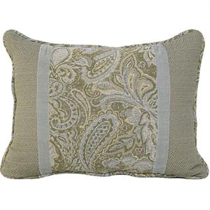 Arlington Paisley Throw Pillow
