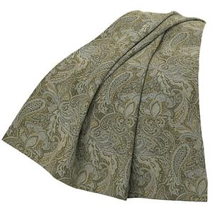 Arlington Chenille Paisley Print Throw Blanket