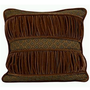 Bianca Pleated Throw Pillow