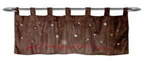 Boys Rodeo Cowboy Valance