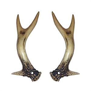 Antler Drawer Cabinet Door Pull (2) Regular Size