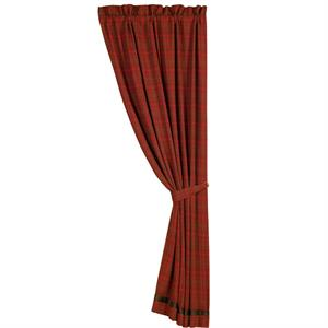 Cascade Window Curtain Panel