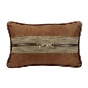 picture of highland lodge rustic pillow