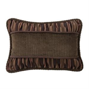 picture of forest pine accent pillow