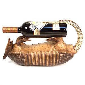 Life Like Armadillo Bottle Holder