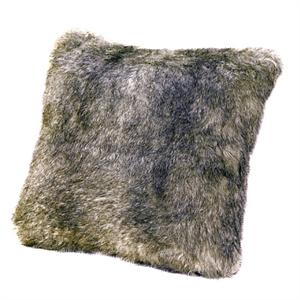 Faux Fur Chincilla Pillow