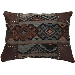 Navajo Scalloped Pillow