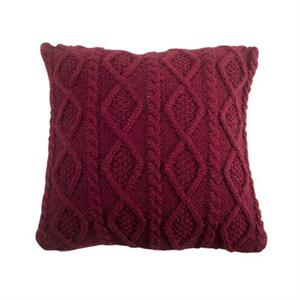 picture of hamilton collection knit pillow