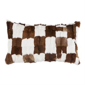 Image of Goat Hide Pillow