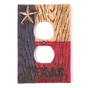 Texas Outlet Cover
