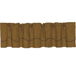 Barbwire WIndow Valance (no fringe)