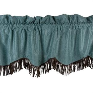 Cheyenne  Turquoise Valance Style WS4001-T