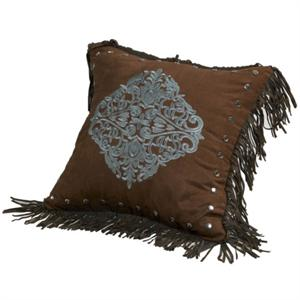 Bella Vista Embroidered Pillow