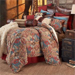 Ruidoso Western Bedding Rustic Comforter Collection