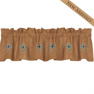 Las Cruces II Window Valance (without fringe)