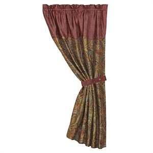 San Angelo Bedding Collection Curtain (1) Panel