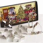 Cookies for Christmas Cookie Cutter Gift Set