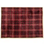 Lodge Rug Plaid 24x36