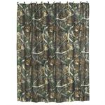 Camo Oak Shower Curtain