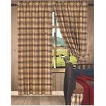 Cowboy Wrangler Curtain Set