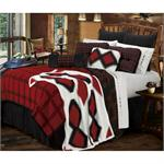 Full Size Lodge Bedding