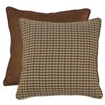 Crestwood Hounds Tooth Euro Sham (1)