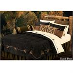 Twin Size Lodge Bedding