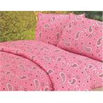 Cowgirl Pink Western Bedding Sheet Set