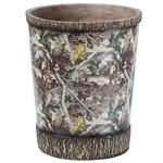 Hunters Oak Camo Wastebasket