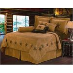 Star Print Western Bedding Comforter Set
