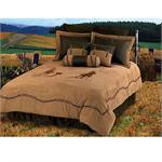 Team Roper Barbwire Bedding Set